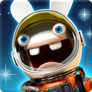 rabbids-big-bang Rabbids Big Bang é um jogo que coloca no espaço os coelhos malucos da Ubisoft