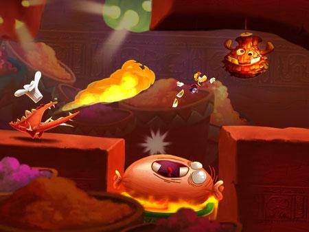 rayman-fiesta-run-android-game-2 Rayman Fiesta Run é a continuação de Jungle Run para Android e iOS
