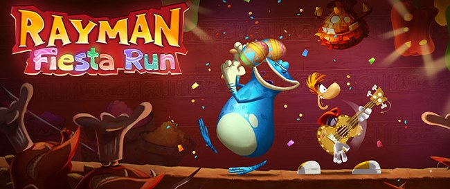rayman-fiesta-run-android-game Rayman Fiesta Run é a continuação de Jungle Run para Android e iOS