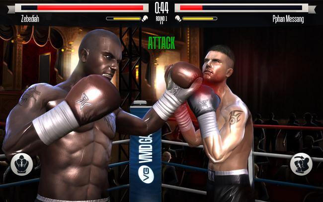 real-boxing 25 Melhores Jogos Pagos para Android de 2013