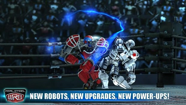real-steel-2 Real Steel World Robot Boxing - Jogo grátis para Android e iOS