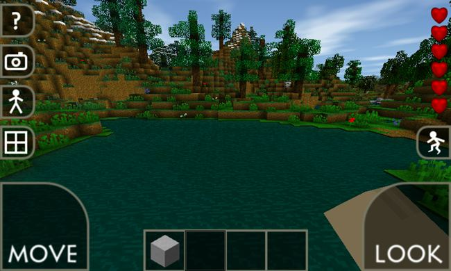 survivalcraft 25 Melhores Jogos de Mundo Aberto OFFLINE do Android e iOS