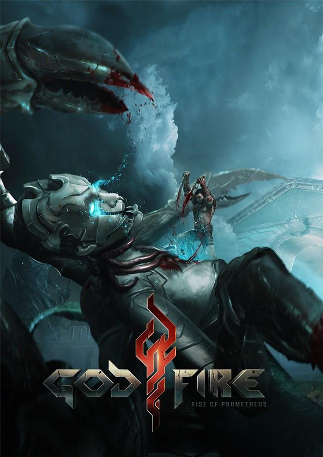 "Godfire_Fight_2 Godfire será o ""God of War"" do Android em 2014?"