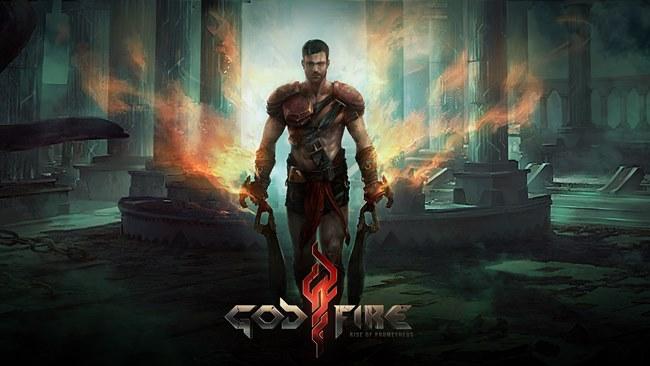 "Godfire_Prometheus_Android Godfire será o ""God of War"" do Android em 2014?"