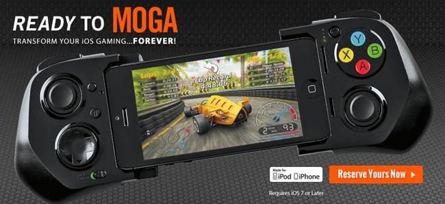 MOGA_ACE_POWER_sliced Vídeo: Controle oficial do iPhone 5 e 5S em ação e preço oficial