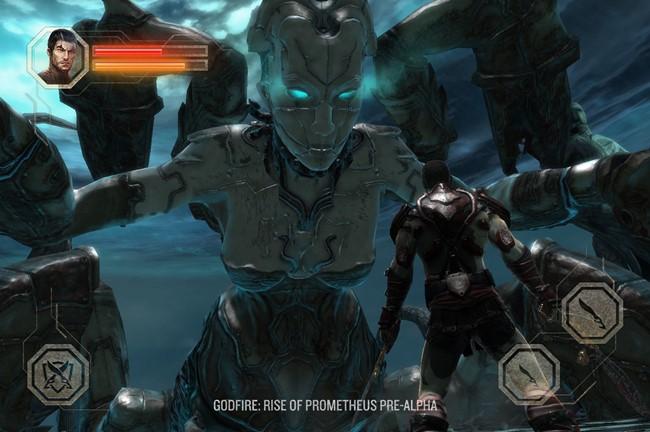"""Pre-Alpha_Screenshot02 Godfire será o """"God of War"""" do Android em 2014?"""