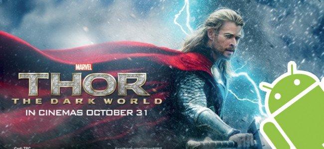 Thor-o-mundo-sombrio-jogo-android Jogo do filme Thor: O Mundo Sombrio chega para Android e iOS
