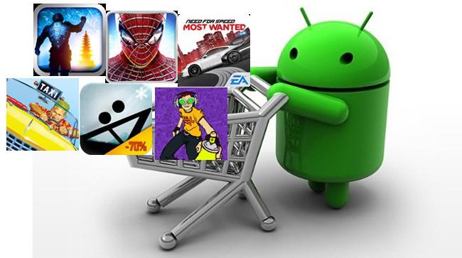 android_blackfriday Black Friday Android: Confira jogos em promoção para Android