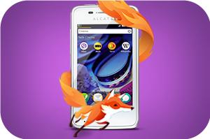 celular-com-firefox Celulares comuns à beira da extinção depois do Firefox OS