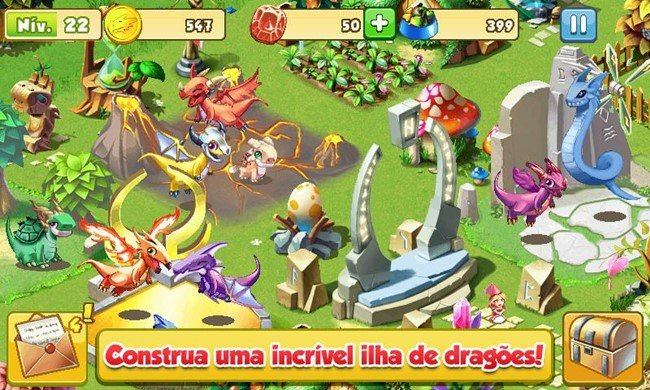 dragon-mania-android-1 Review: Dragon Mania - Gameloft