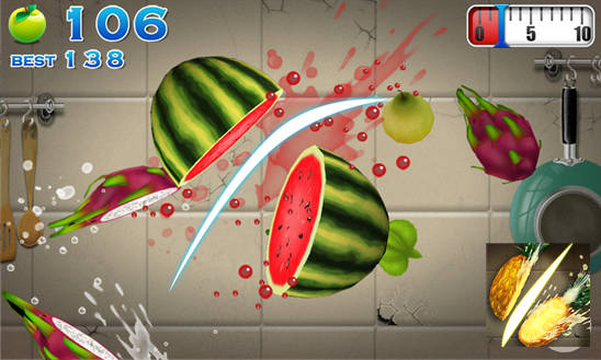 fruit-ninja-windows-phone 20 Melhores Jogos para Windows Phone de 2013