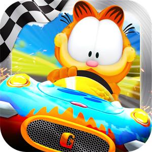 garfield-kart Jogos Pagos para Android - Garfield Kart