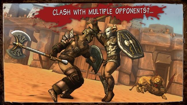 i-gladiator 25 Melhores Jogos de Luta OFFLINE para Android e iOS