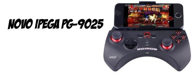 ipega-9215-3 Próximo Review: Novo ipega 9025 - Controle Barato para Android e iOS