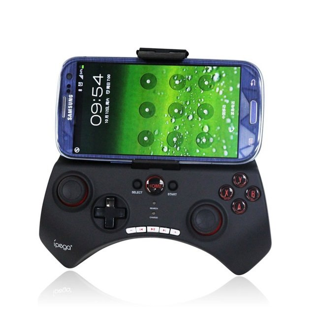 ipega-9215 Próximo Review: Novo ipega 9025 - Controle Barato para Android e iOS