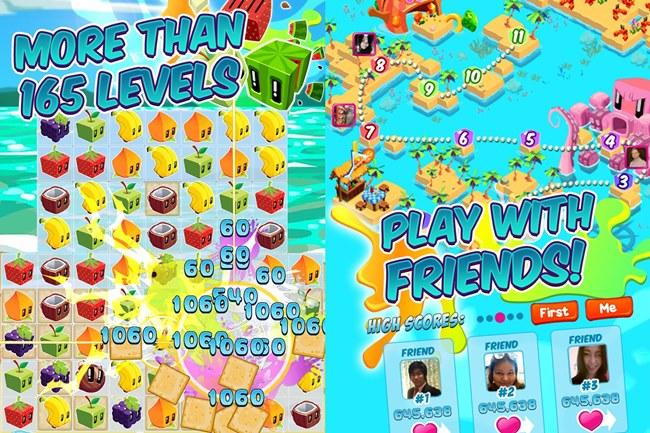 juice-cubes-android Jogos para Android Grátis - Juice Cubes