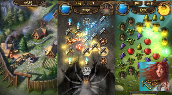 kara-jogo-windows-phone 20 Melhores Jogos para Windows Phone de 2013