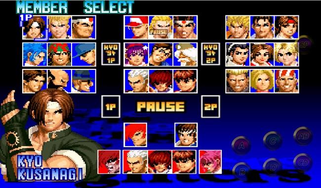 kof-97-1 King of Fighters, Metal Slug e outros jogos da SNK estão em promoção (Android e iOS)