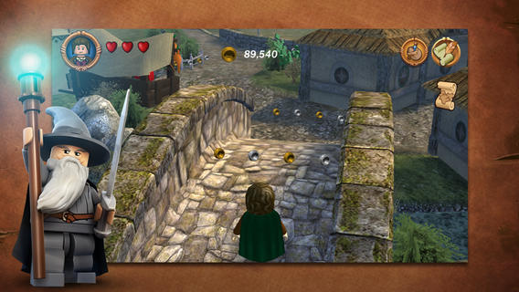 lego-the-lord-of-the-rings Melhores jogos para iPhone, iPod Touch e iPad da semana #1