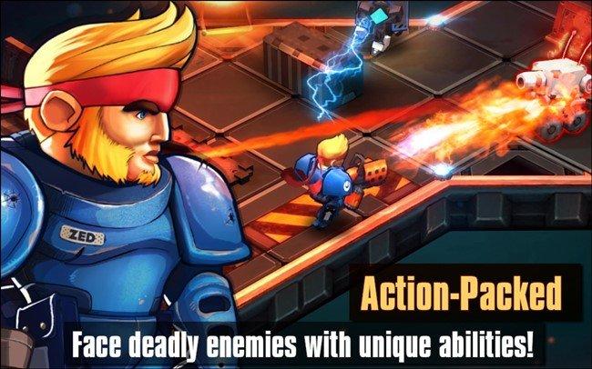meltdown-1 Jogos para Android Grátis - Meltdown