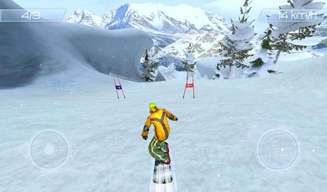 snowstorm Melhores jogos para Android da semana #11