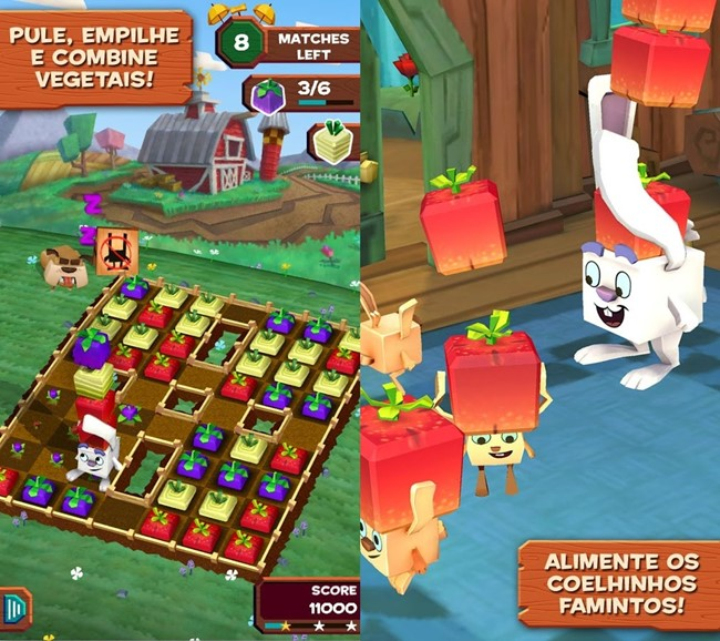 stack-rabbit Melhores jogos para iPhone, iPod Touch e iPad da semana #1
