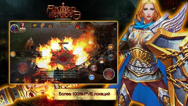 torchlight-armed-heroes Melhores Jogos para Android Grátis – Outubro 2013