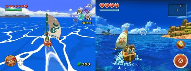 """wind-waker-oceanhorn Review: Oceanhorn é um novo game em """"estado da arte"""" para iOS"""