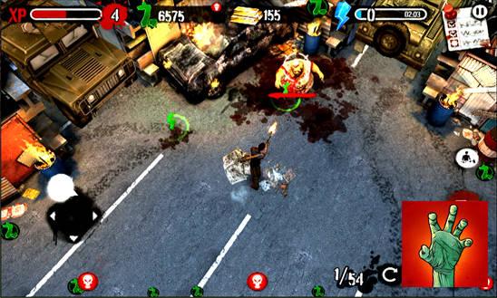 zombie-hq-windows-phone 20 Melhores Jogos para Windows Phone de 2013