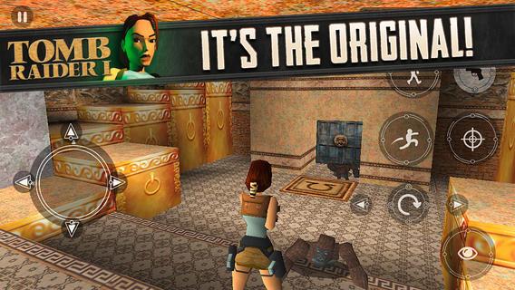 Tomb_raider_para_iOS Tomb Raider original já disponível para iOS