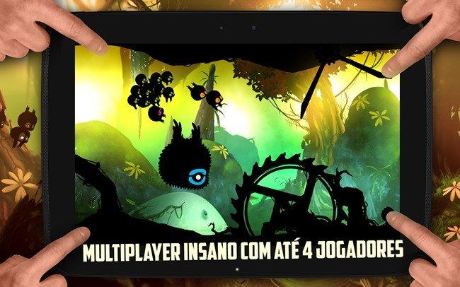 badland1 25 Melhores Jogos Offline Grátis para Android #4