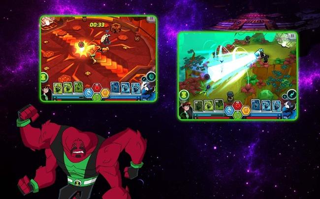 ben-1o-omniverse-2 Jogos para Android e iOS - Ben 10: A Ira de Psychobos