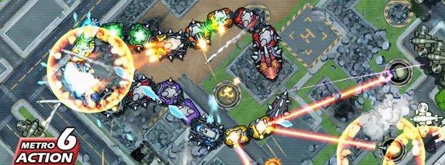 colossatron2 Vem aí Colossatron, game dos mesmos criadores de Jetpack Joyride