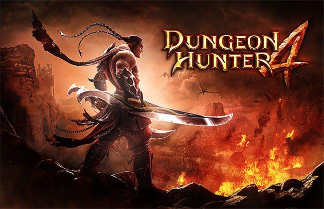 dungeon-hunter-4 Melhores Jogos da Gameloft para Android e iOS em 2013