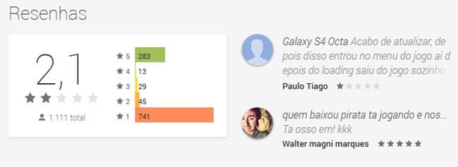 gta-san-andreas-fail GTA: San Andreas para Android surge na Google Play e é um fracasso!