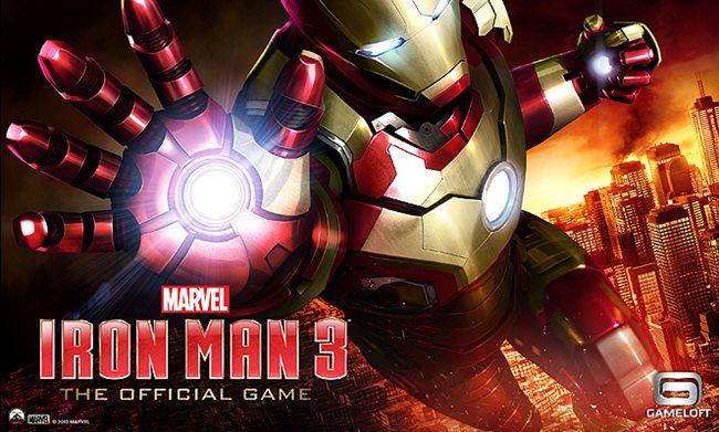 iron-man-3-android-ios Melhores Jogos da Gameloft para Android e iOS em 2013