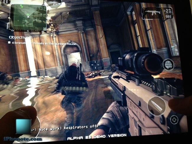 modern-combat-5-3 [VIDEO] 6 curiosidades sobre Modern Combat 5 da Gameloft