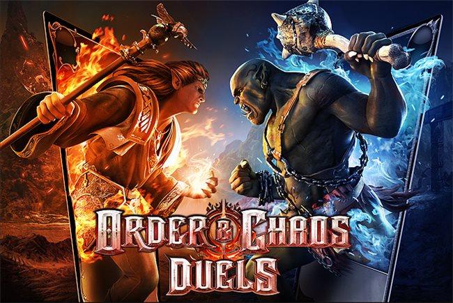 order-chaos-duels-android-ios Melhores Jogos da Gameloft para Android e iOS em 2013