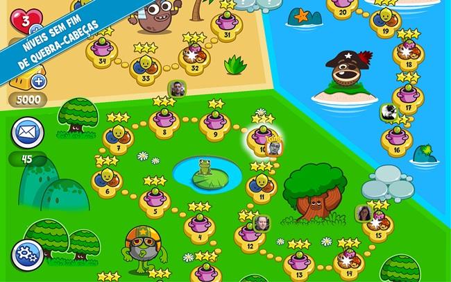 pap-pear-saga-2 Jogos para Android Grátis - Papa Pear Saga