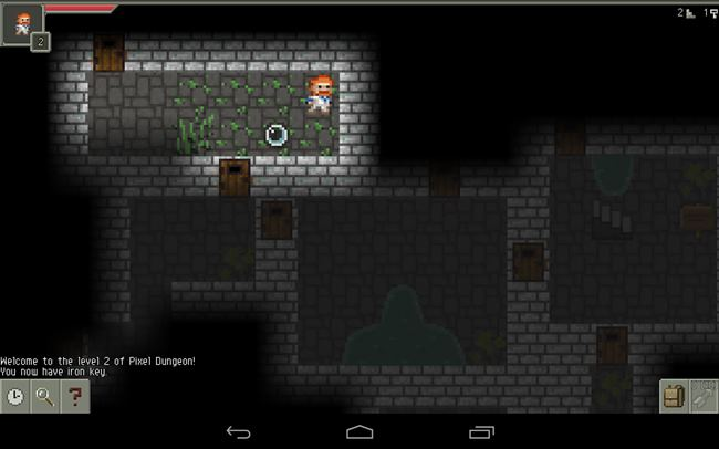 pixel-dungeon-android-1 Jogos para Android Grátis - Pixel Dungeon