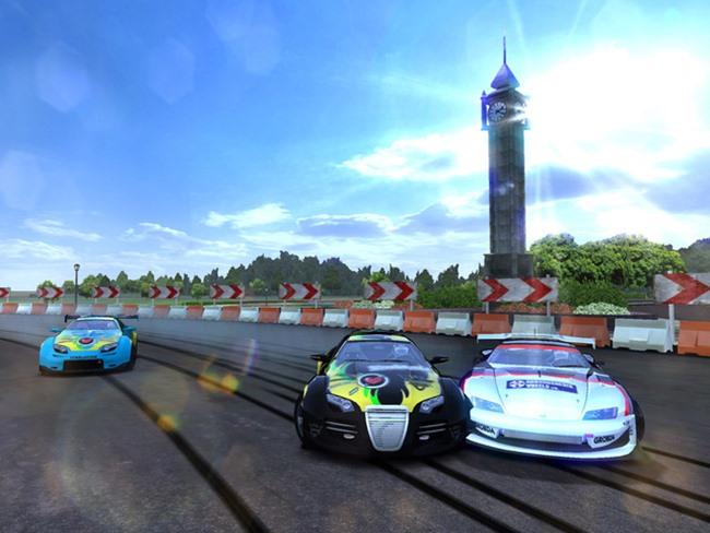 ridge-racer-android-iOS-1 Ridge Racer terá nova versão para Android e iOS
