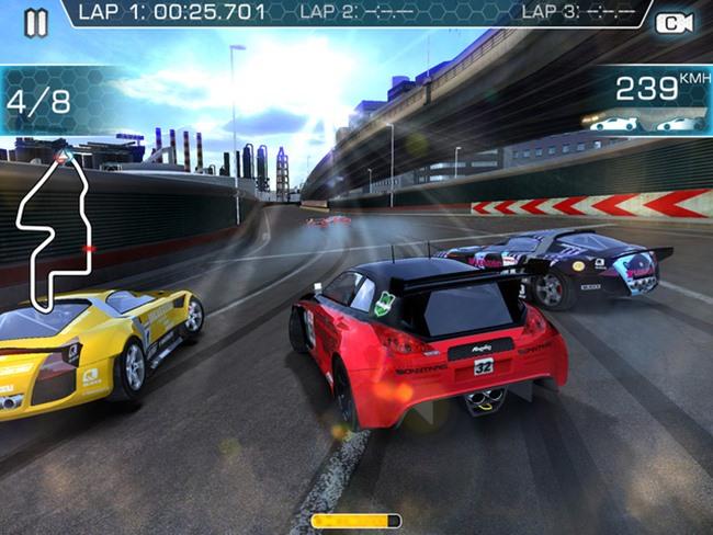 ridge-racer-android-iOS-3 25 Melhores Jogos para Android Grátis - 1° Semestre de 2014