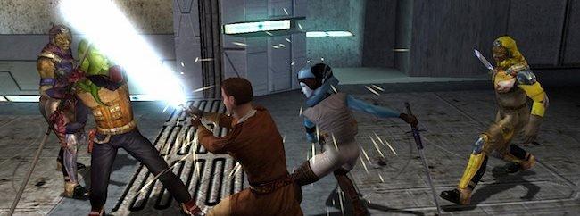 starwarsKOTOR 30 Melhores Jogos RPG OFFLINE para Android e iOS