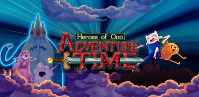 Adventure_Time_with_Finn_Jake- Melhores Jogos para Android Grátis - Janeiro de 2014