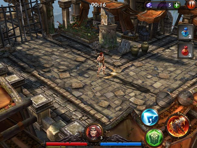 Eternity-Warriors-3-1 Jogos para Android e iOS Grátis - Eternity Warriors 3