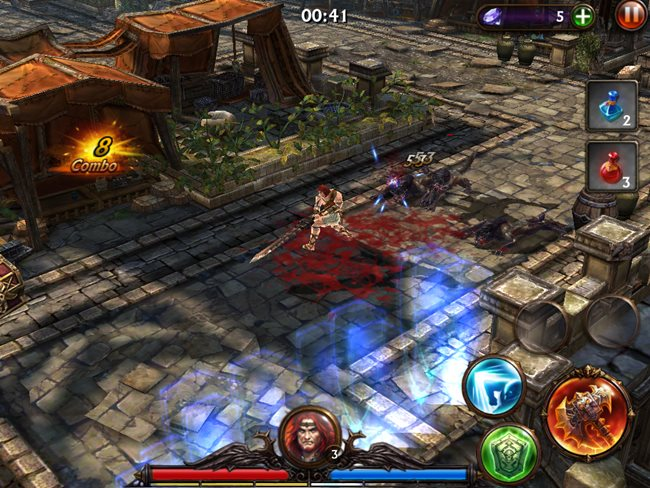 Eternity-Warriors-3-2 Jogos para Android e iOS Grátis - Eternity Warriors 3