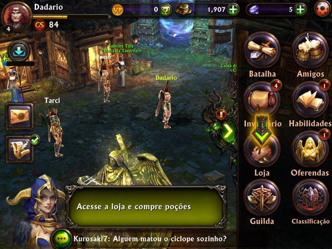 Eternity-Warriors-3-3 Jogos para Android e iOS Grátis - Eternity Warriors 3