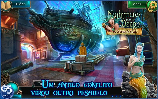 Nightmares-from-the-Deep-2-android-2 Jogos para Android Grátis - Nightmares from the Deep 2