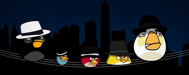 angrybirds Angry Birds é usado pela NSA para espionar smartphones