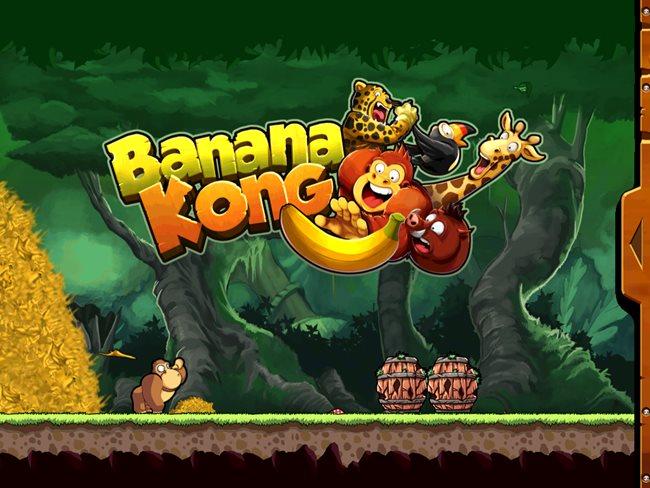 banana-kong-android Jogos para Android Grátis  - Banana Kong